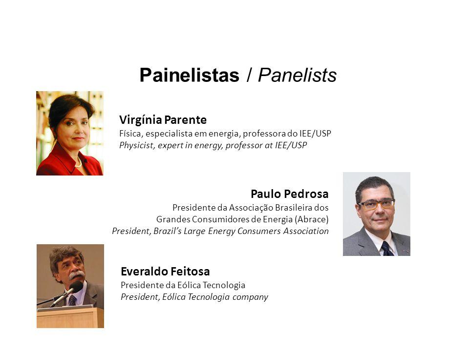 1 Keynote speaker Marina Silva Ambientalista, ex-senadora, ex-ministra do Meio Ambiente, ex-candidata à Presidência Environmentalist, former senator, former Environment minister, former presidential candidate Início / starts at 14h