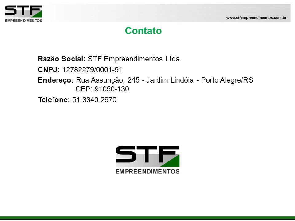 Contato Razão Social: STF Empreendimentos Ltda.