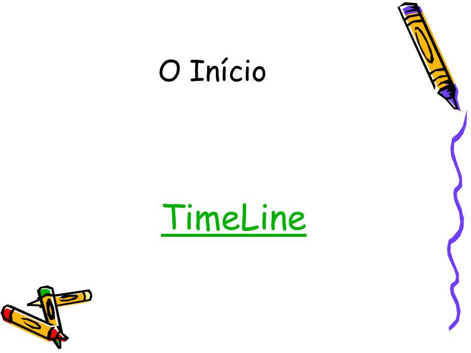 O Início TimeLine