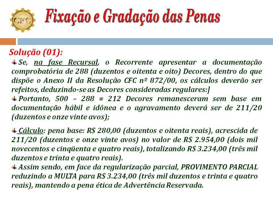 Observação: A pena de MULTA no valor de R$ 7.000.00 (sete mil reais), aplicada em fase de defesa não está desmembrada em pena base, valor do aumento e