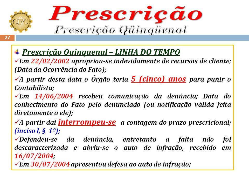 A contagem do prazo prescricional será interrompida: (§ 1º) I. Por conhecimento expresso do autuado ou pela notificação válida feita diretamente a ele