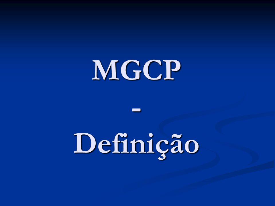 O protocolo MGCP ( Media Gateway Control Protocol ) é usado para controlar as conexões (chamadas) nos Gateways de Mídia presentes nos sistemas VoIP.
