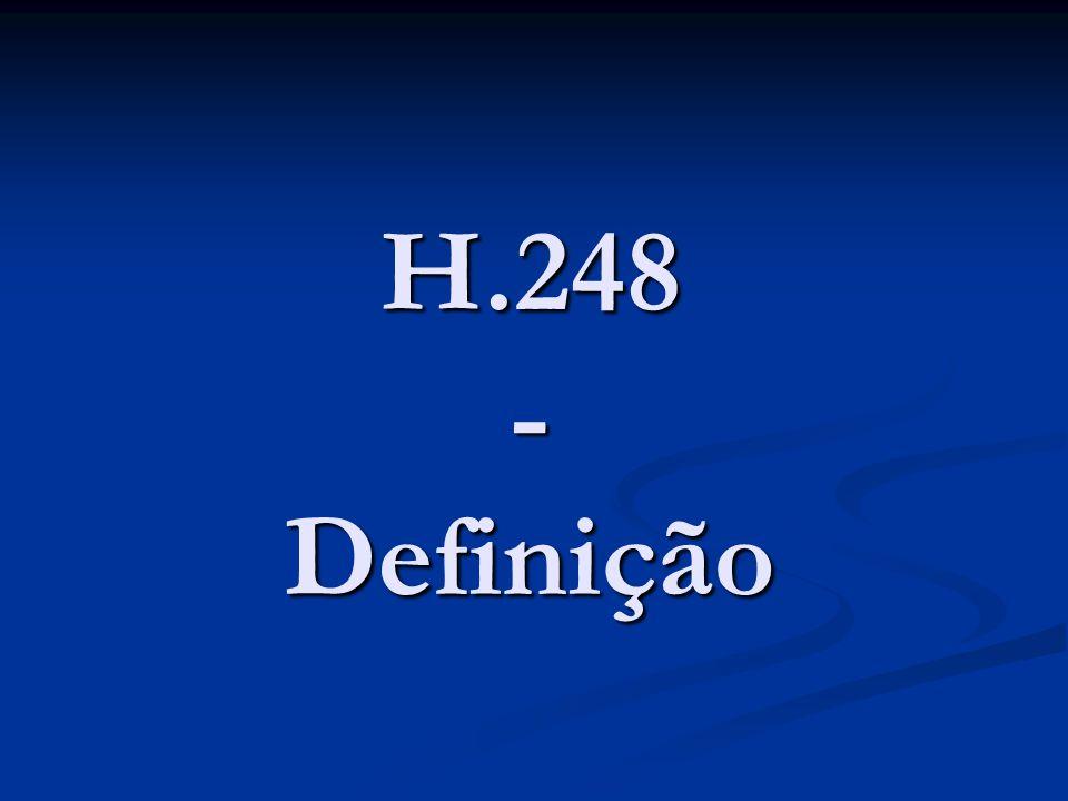 H.248 - Definição