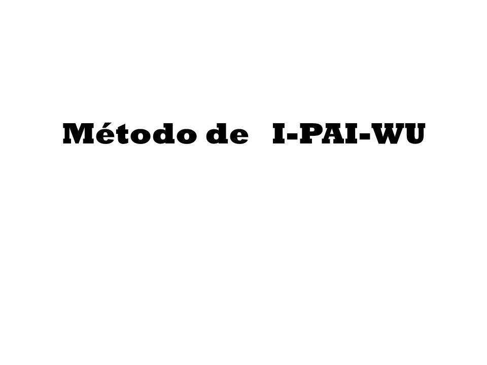 Método de I-PAI-WU
