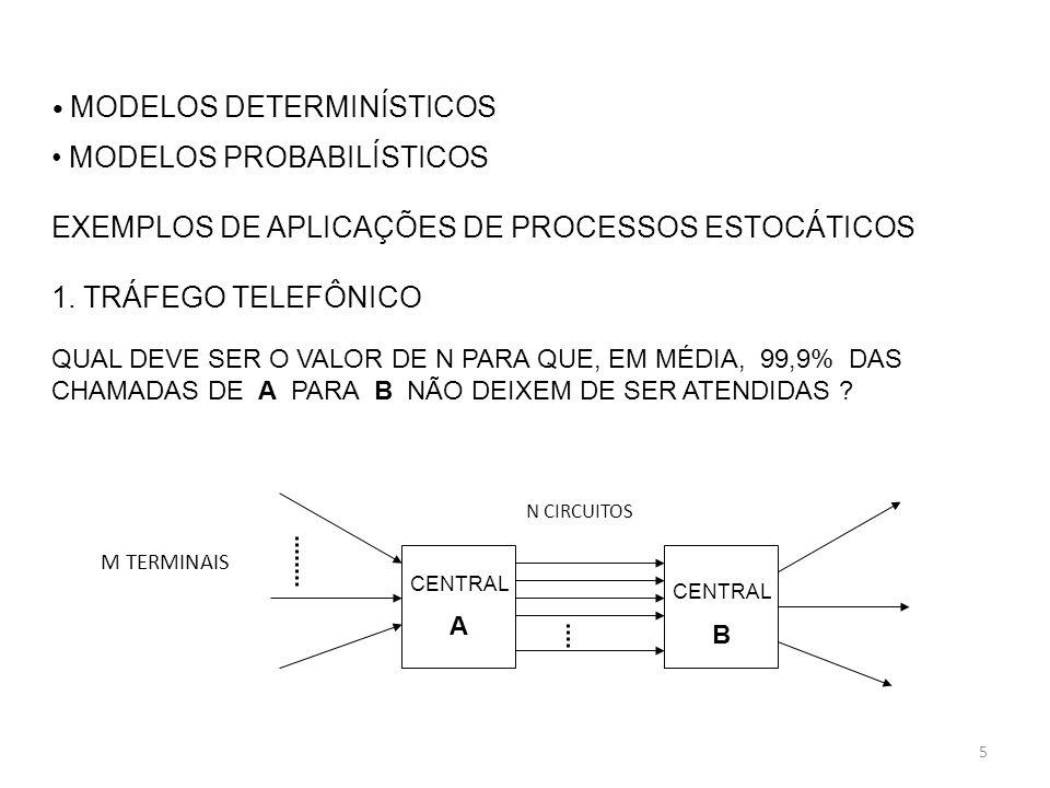 Probabilidades de eventos )(1)(APAP  1) Evento complementar: )()()()(BAPBPAPBAP  2) Propriedade da soma: )()()(BPAPBAP  3) Propriedade da soma para eventos mutuamente exclusivos: )/()()(ABPAPBAP  4) Propriedade do produto: )()()(BPAPBAP  5) Propriedade do produto para eventos independentes 16