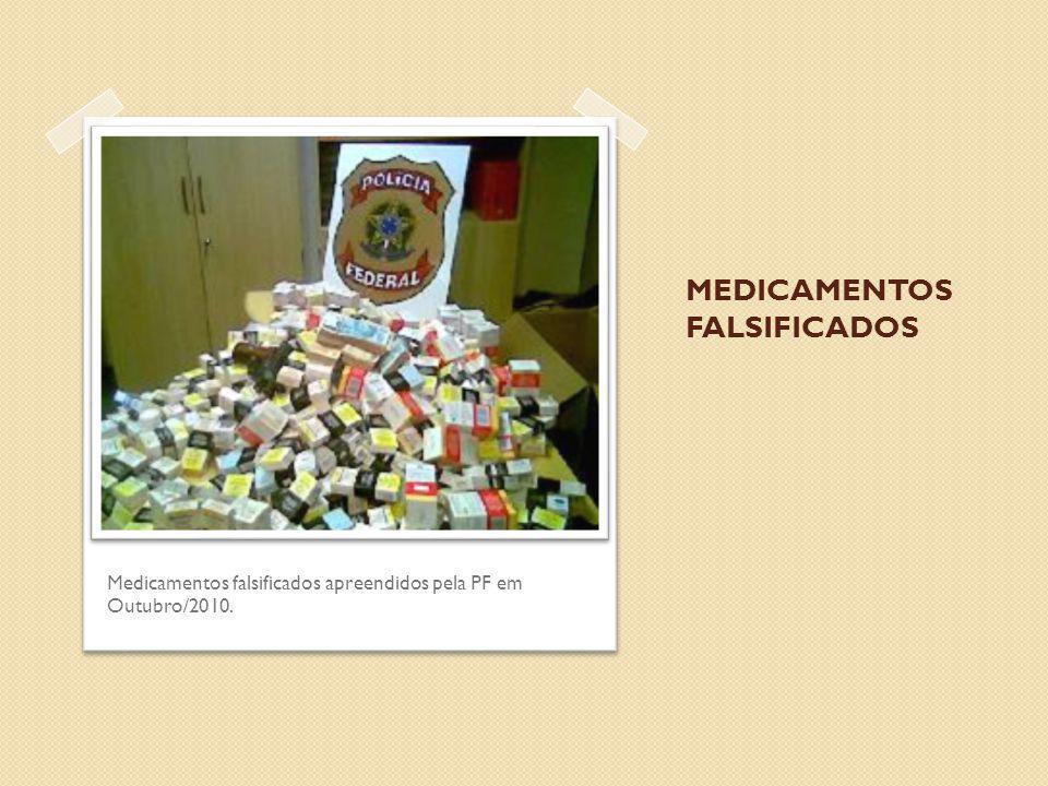 PREJUÍZOS À SAÚDE Medicamentos falsificados (piratas) podem causar danos irreparáveis à saúde de seus usuários.