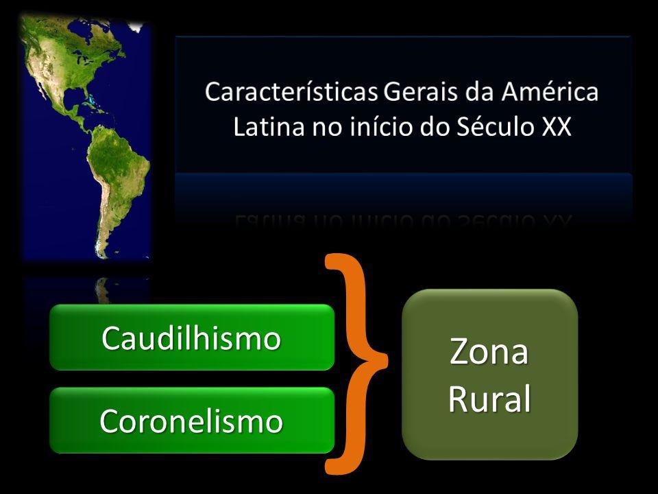CaudilhismoCaudilhismo CoronelismoCoronelismo }} Zona Rural