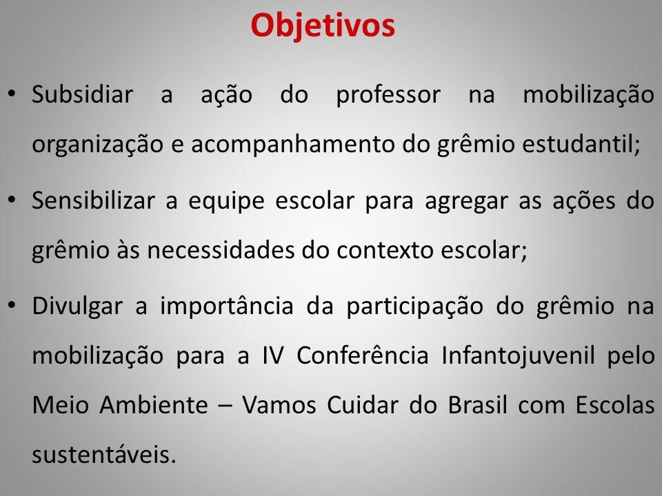 Sugestão de Oficina para formação de Grêmio A oficina, sugerida a seguir, visa propor algumas ações a serem executadas com os alunos, para estimular e encorajá-los a participação pró-ativa e colaborativa das chapas.