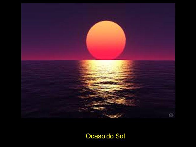 Ocaso do Sol