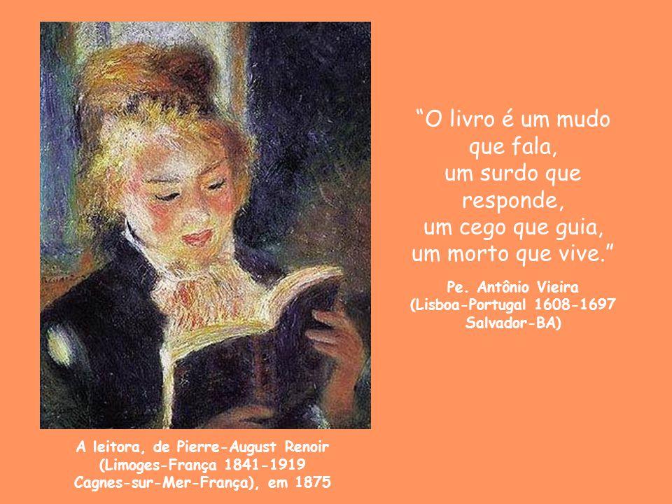 """D'Árabia Pintura de Vittorio Matteo Corcos (Livorno-Itália 1859-1933 Florença-Itália), em 1896 """"É o que você lê, quando não tem que fazê-lo, que deter"""