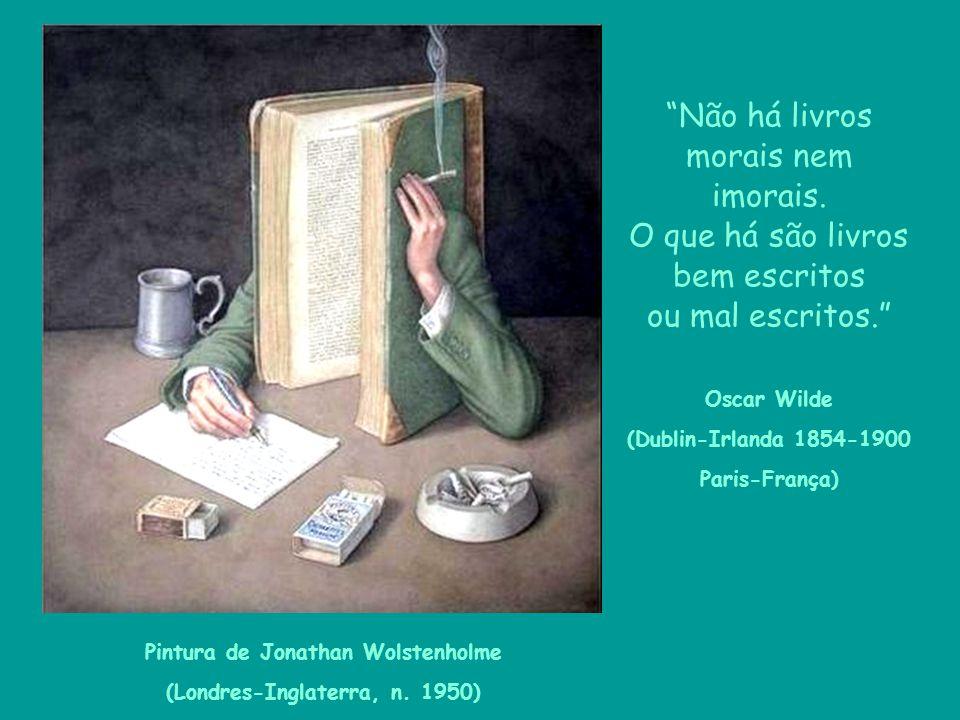 """D'Árabia """"Quando você relê um clássico, você não vê mais no livro do que havia antes; você vê mais em você do que havia antes."""" Clifton Fadiman (Nova"""
