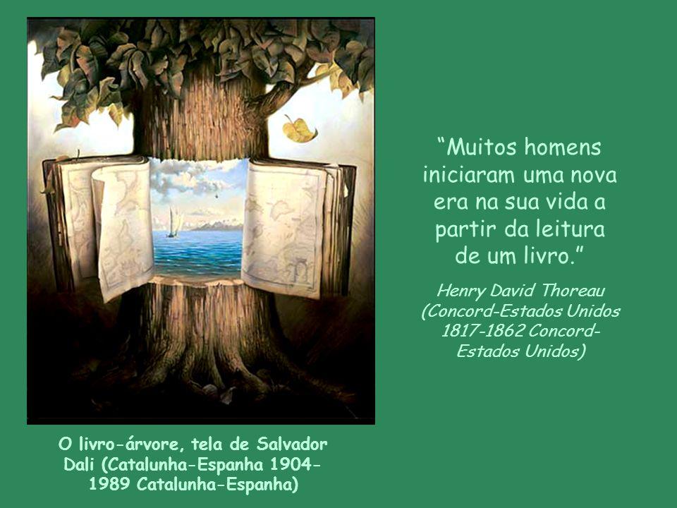 """Livros, tela de Van Gogh (Zundert-Holanda 1853-1890 Auvers-sur-Oise-França) Voltaire, pseudônimo de François-Marie Arouet (Paris-França 1694-1778 """"A l"""