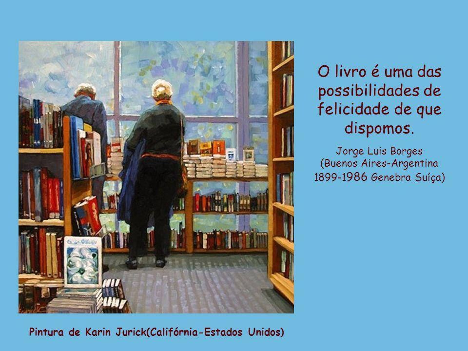 """Pintura de Irene Sheri (Belgorod-Dnestrovsky-Ucrânia, n. 1968) """"Devemos ler para oferecer à nossa alma a oportunidade de luxúria."""" Henry Miller (Nova"""