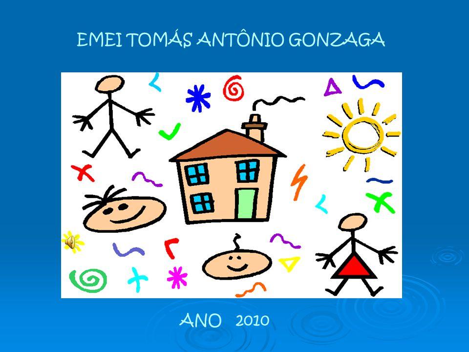 EMEI TOMÁS ANTÔNIO GONZAGA ANO 2010