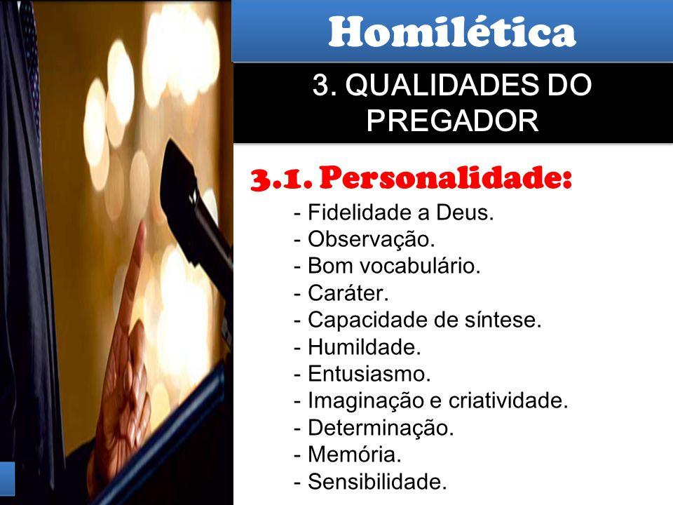 Hermenêutica 3.QUALIDADES DO PREGADOR 3.2. Audiovisual: - Expressão corporal.
