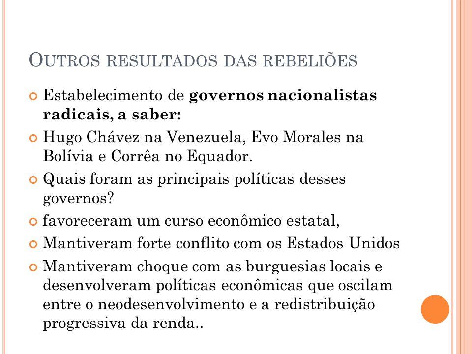O EXEMPLO DO GOV.A LLENDE O gov.