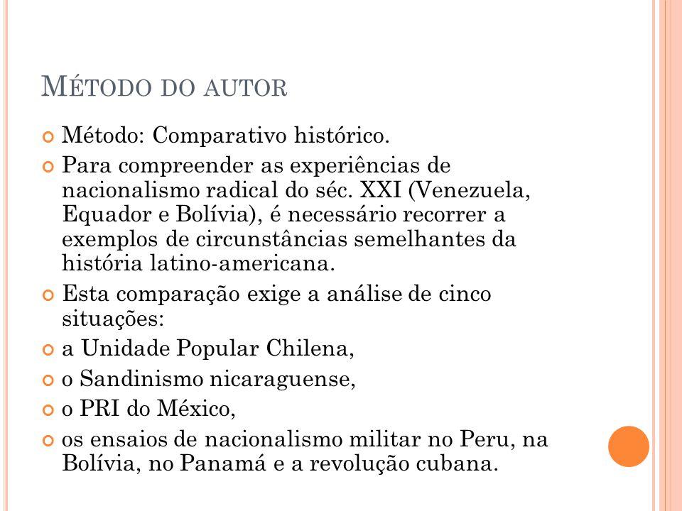 E XEMPLOS HISTÓRICOS No Chile, sob o governo de Allende, os capitalistas mantiveram o domínio da economia.