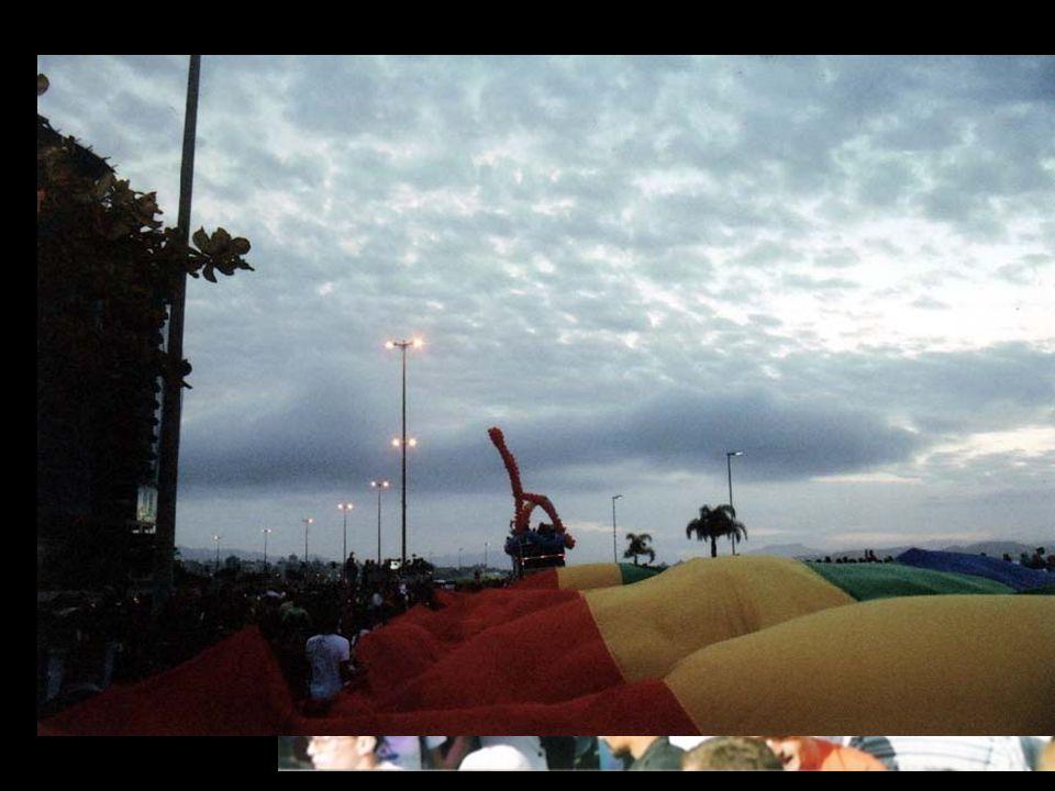 """São Paulo e a """"Cultura Gay"""" O uso da cidade para comunicar, mediar (o caráter político da parada). A luta pela Avenida Paulista"""