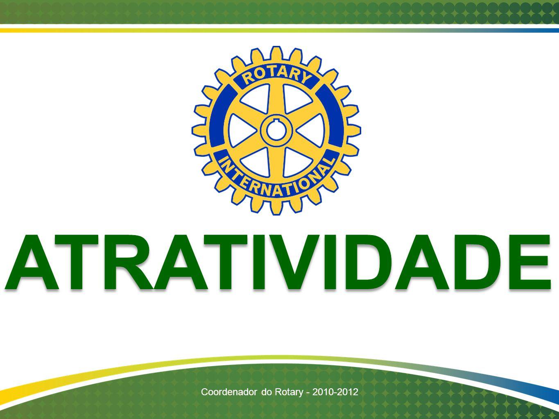 Os quatro primeiros rotarianos Bolsistas Rotary pela Paz Jovens Universitários