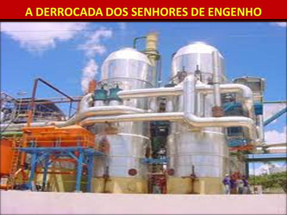 A DERROCADA DOS SENHORES DE ENGENHO 18
