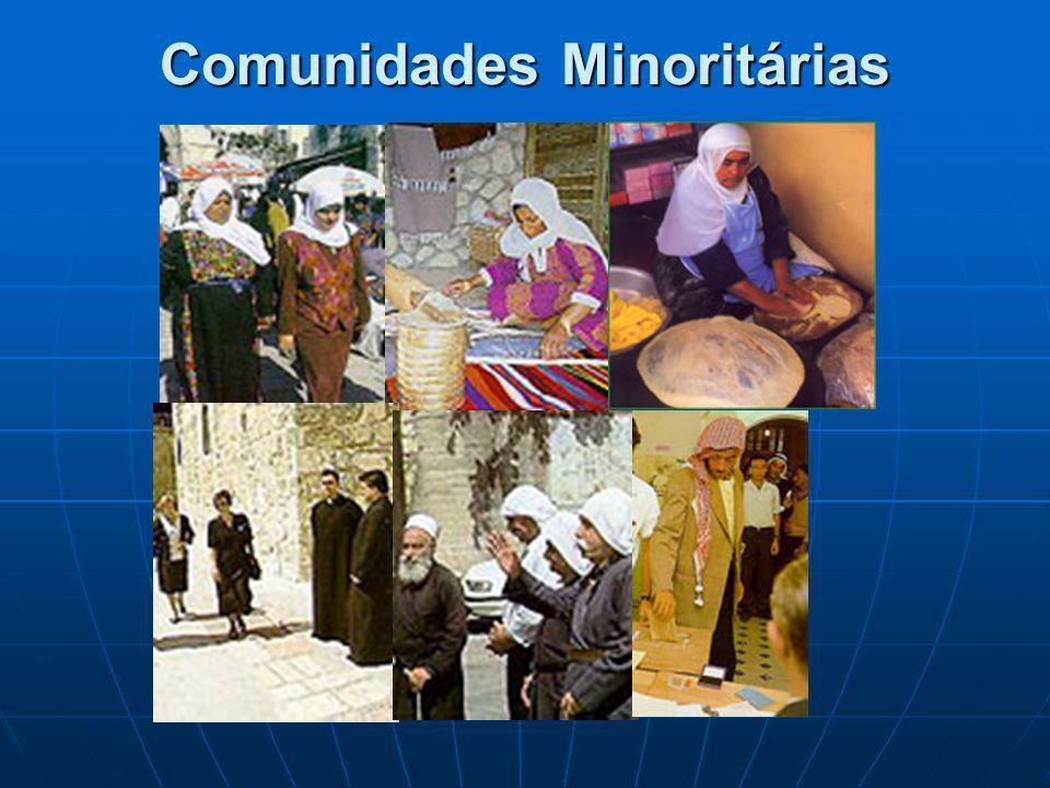 Comunidades Minoritárias