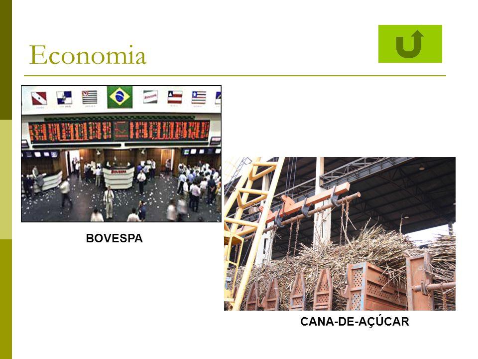Economia BOVESPA CANA-DE-AÇÚCAR