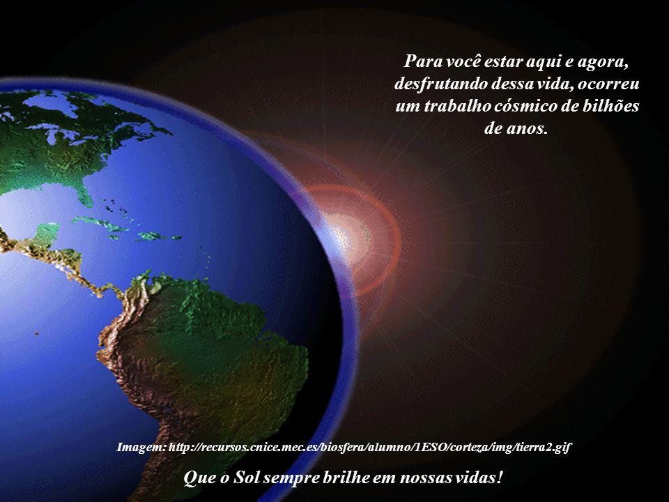Imagem: http://recursos.cnice.mec.es/biosfera/alumno/1ESO/corteza/img/tierra2.gif Afinal, somos todos filhos da mesma Fonte Criadora.