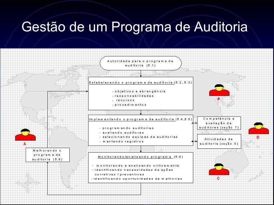 Princípios de auditoria (e) Abordagem baseada em evidências o que é….