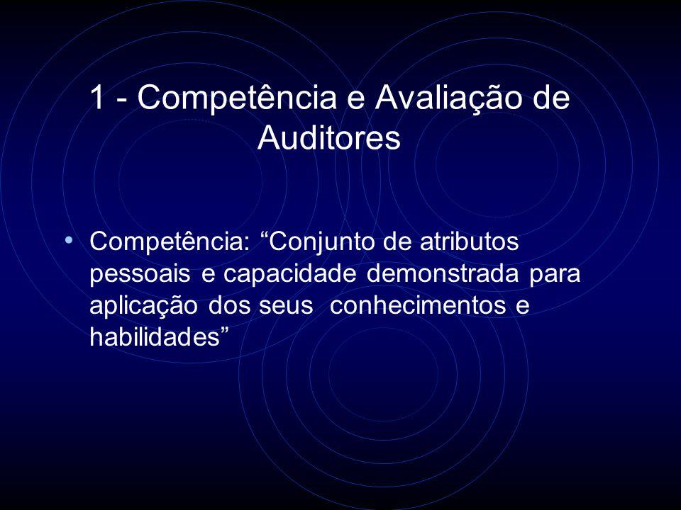 2a. Parte Competência e Avaliação de Auditores