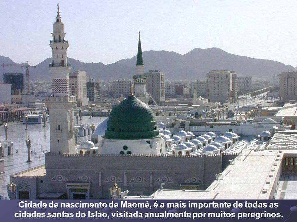 Makka em árabe antigo significa