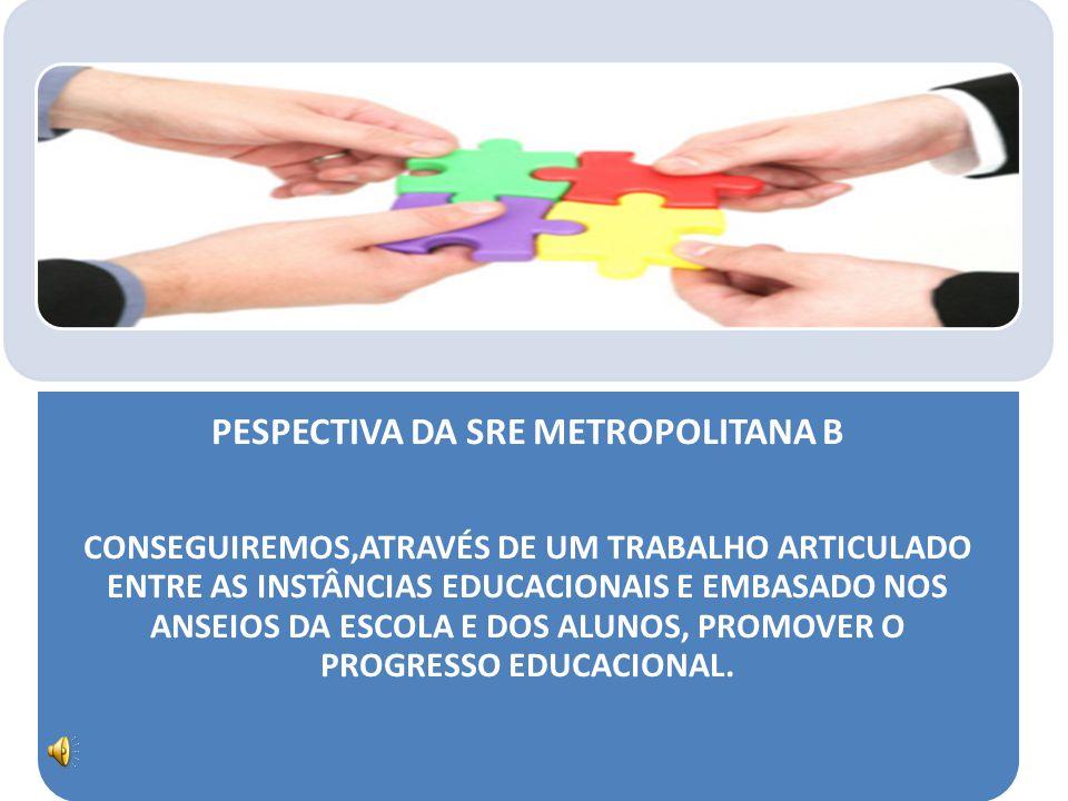 AÇÕES DESENVOLVIDAS PELA METROPOLITANA B NO ANO DE 2012