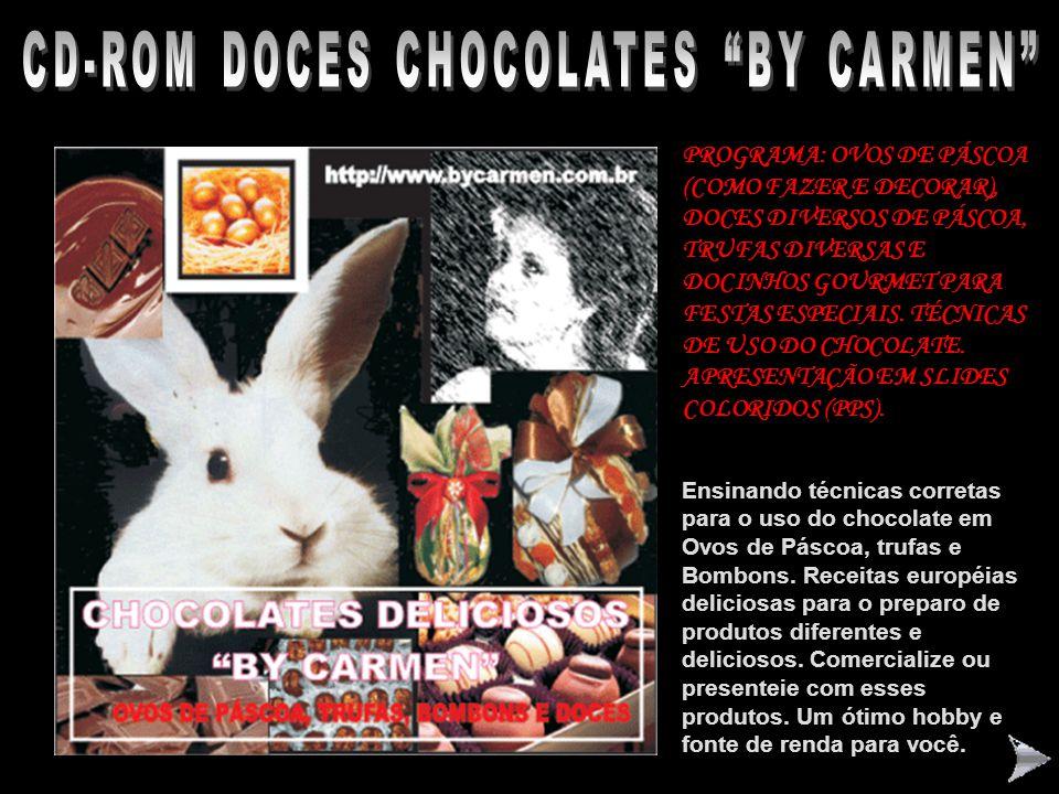 "CD-ROM DE APOSTILAS 2006 ""BY CARMEN"" NOVO CD-ROM DE APOSTILAS"
