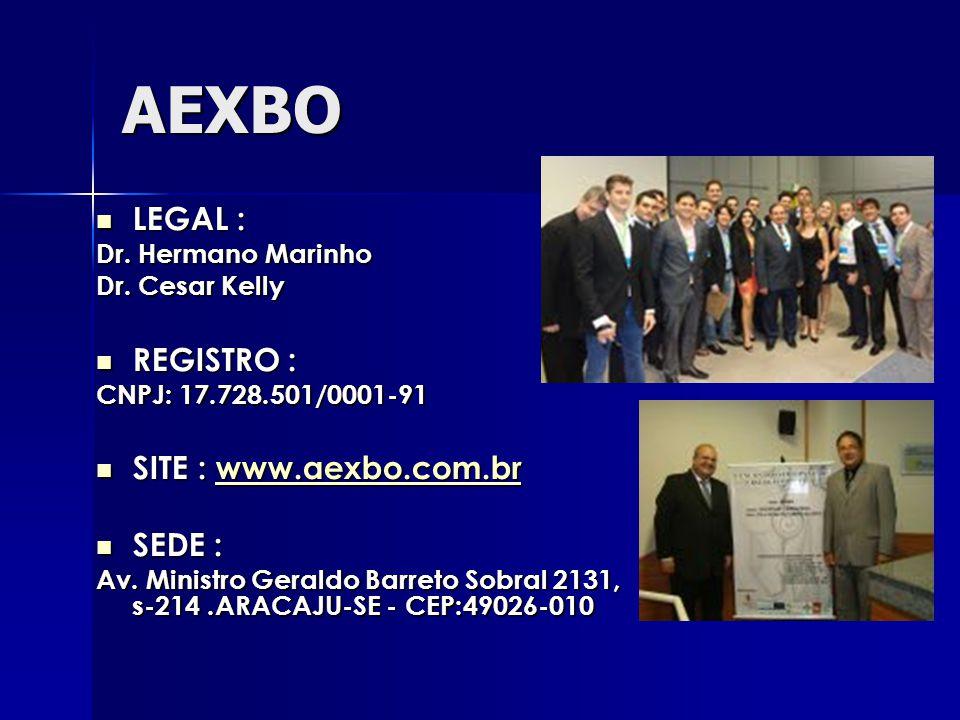 AEXBO LEGAL : LEGAL : Dr.Hermano Marinho Dr.