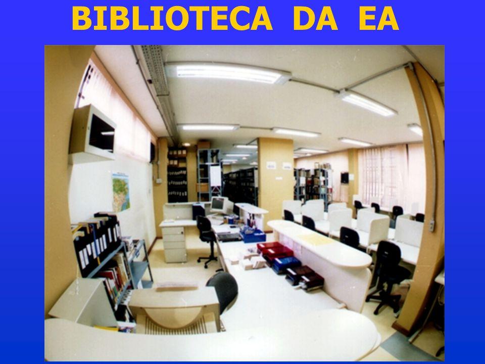 BIBLIOTECA DA EA
