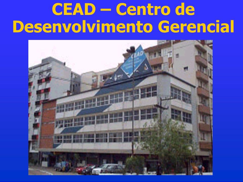 CEAD – Centro de Desenvolvimento Gerencial