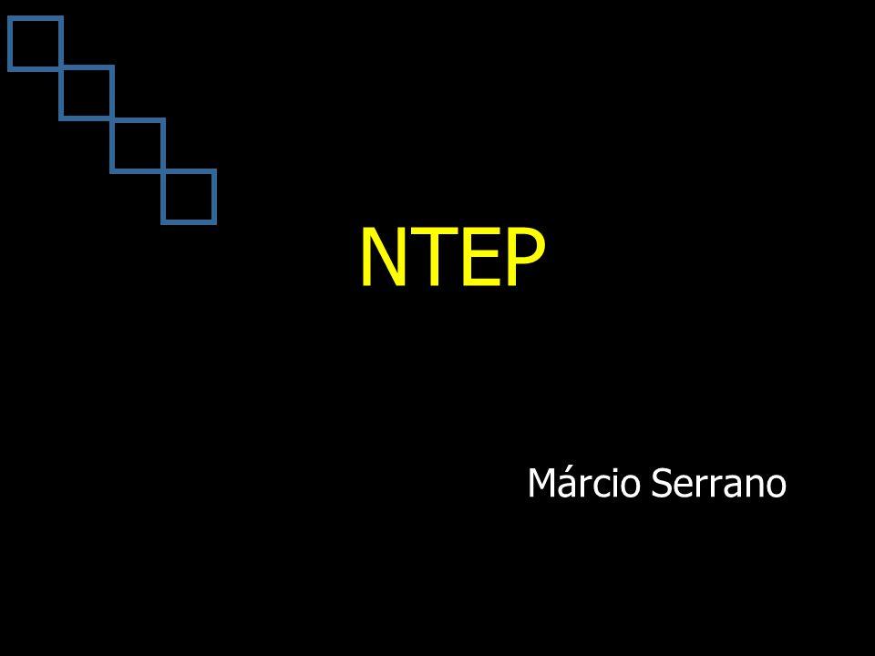 NTEP Márcio Serrano