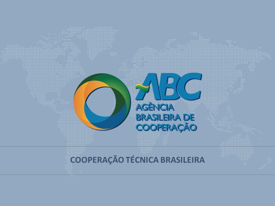 Ásia, Europa Oriental, Oceania e Oriente Médio Cooperação Técnica Brasileira Ásia, Europa Oriental e Oriente Médio PaisProjetos Atividades Isoladas AFEGANISTÃO20 PALESTINA02 TIMOR LESTE102 Total124
