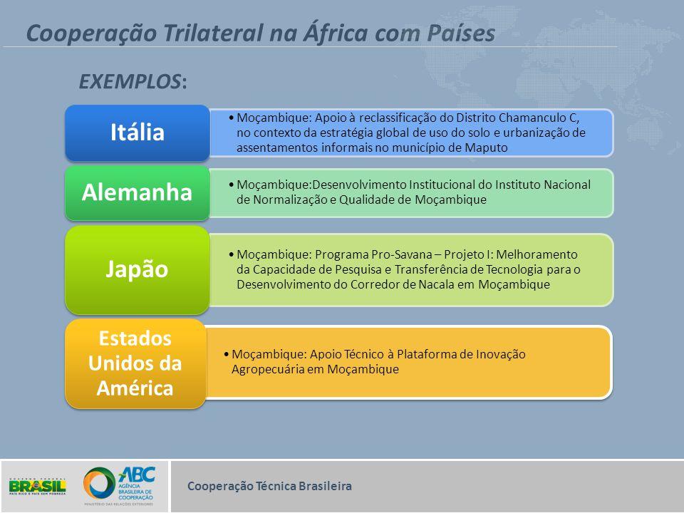 Cooperação Trilateral na África com Países Moçambique: Apoio à reclassificação do Distrito Chamanculo C, no contexto da estratégia global de uso do so