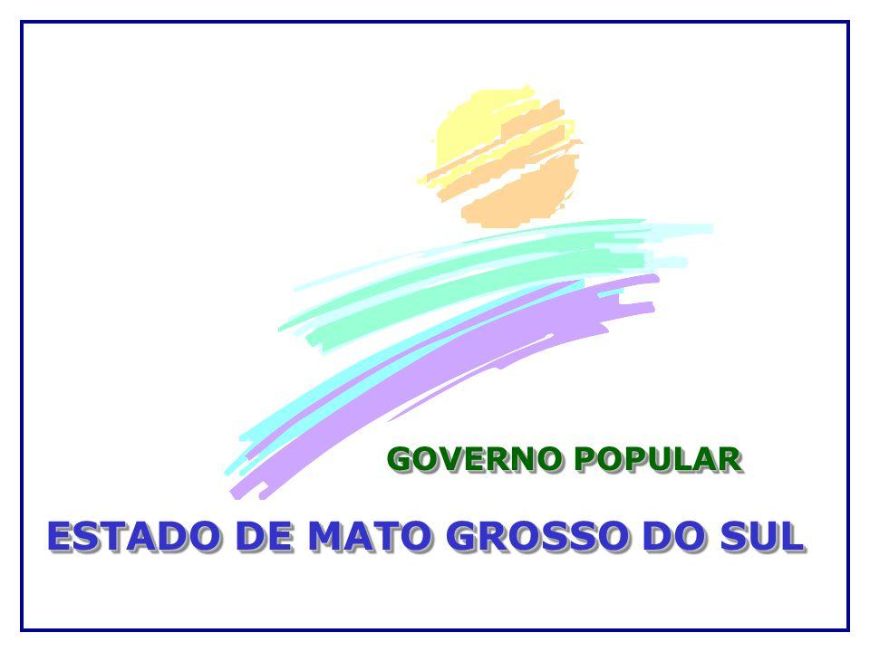 GOVERNO POPULAR ESTADO DE MATO GROSSO DO SUL