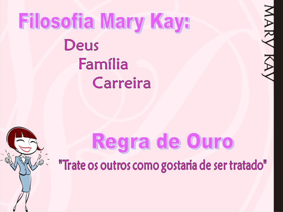 A Mary Kay investe US$ 50.000.000 anuais em Reconhecimentos.