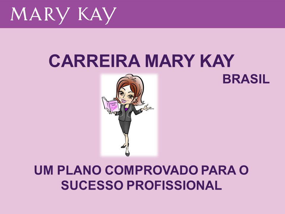 CARREIRA MARY KAY BRASIL UM PLANO COMPROVADO PARA O SUCESSO PROFISSIONAL