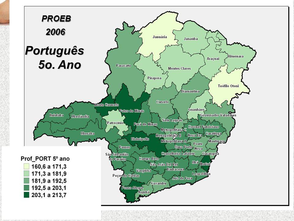 2006 PROEB Português 5o. Ano 5o. Ano