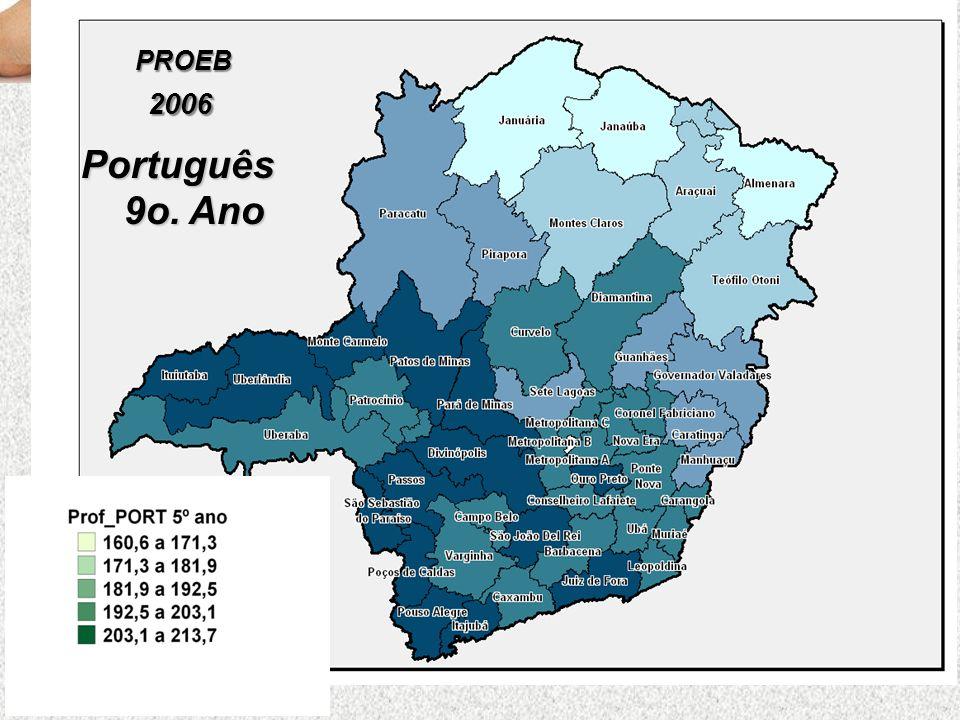 2006 PROEB Português 9o. Ano 9o. Ano