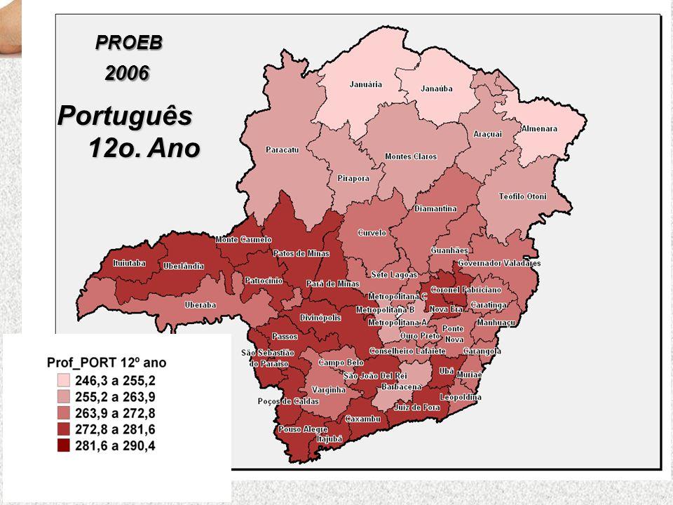 2006 PROEB Português 12o. Ano 12o. Ano