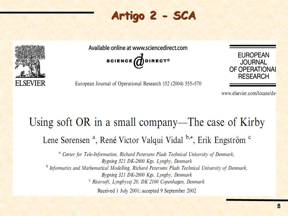 8 Artigo 2 - SCA