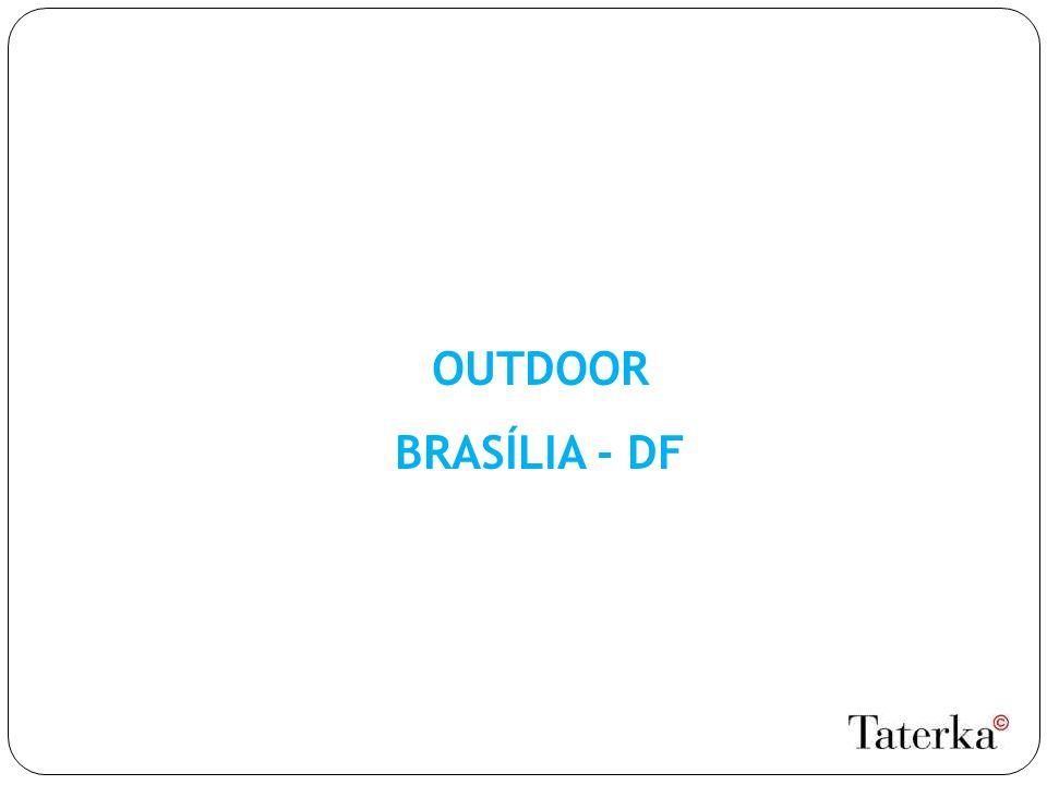 LOCALIZAÇÃO : BR 070 SENTIDO : LADO DO POSTO CAMPEÃO - ENTRADA DO SETOR O – CEILÂNDIA FORMATO : 9,00 X 3,00