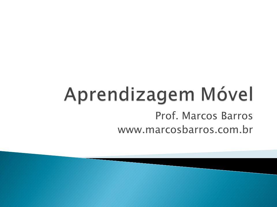 Prof. Marcos Barros www.marcosbarros.com.br
