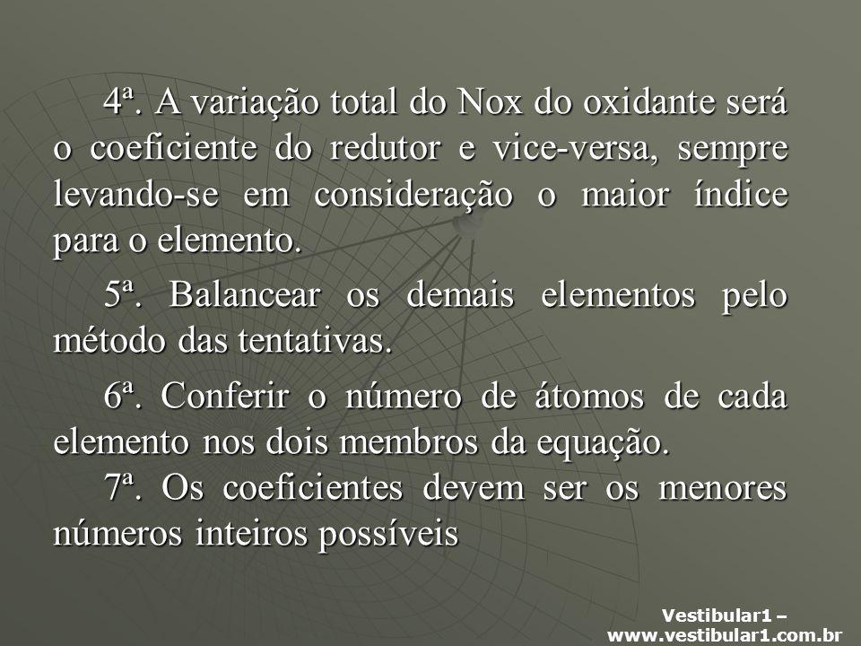 Vestibular1 – www.vestibular1.com.br 4ª.