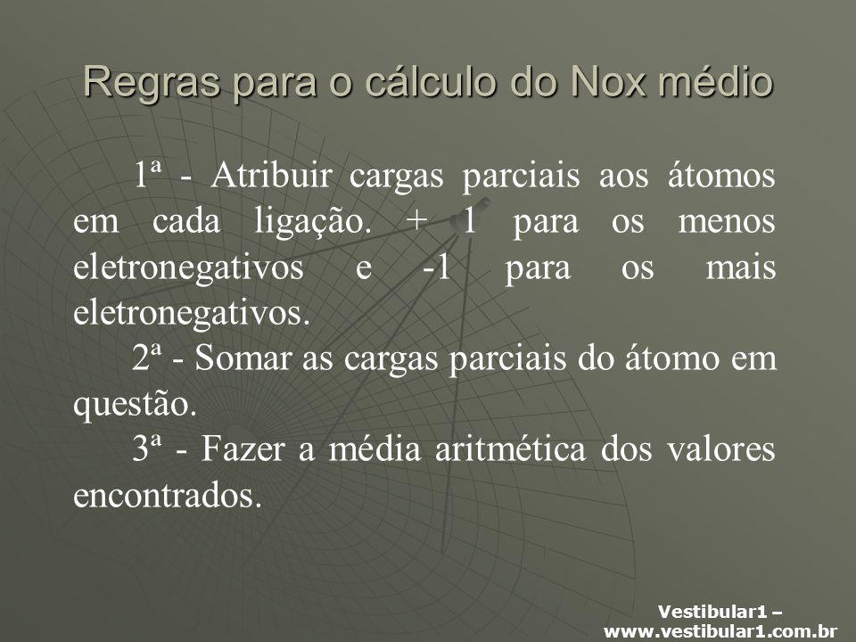 Vestibular1 – www.vestibular1.com.br Exemplos