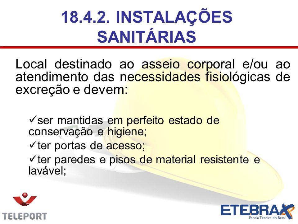 2ª Parte: DDDICA Para auxiliar na realização da inspeção elabore um check-list com os perguntas relativas aos itens mais importantes da NR-18.5, NR-18.6, NR-18.9 que deverá acompanhar o relatório.ATIVIDADE DICA: